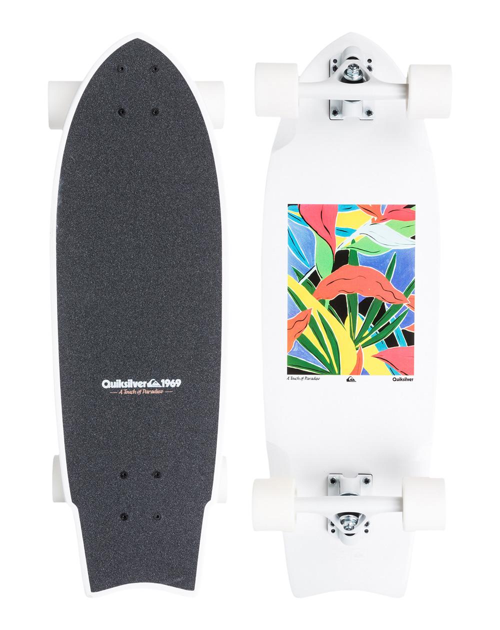 """Quiksilver Top 28"""" Skateboard Cruiser"""