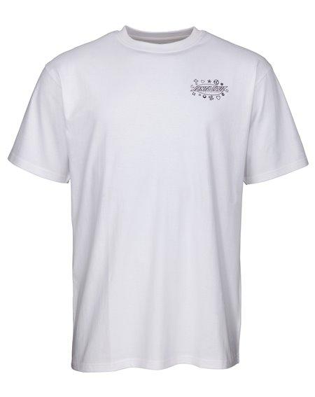 Santa Cruz Salba Witch Doctor Camiseta para Homem White