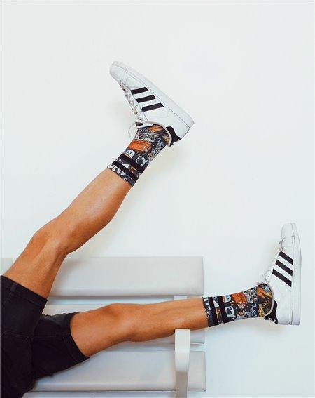 American Socks Unisex Adults Socks Lucky Vandals