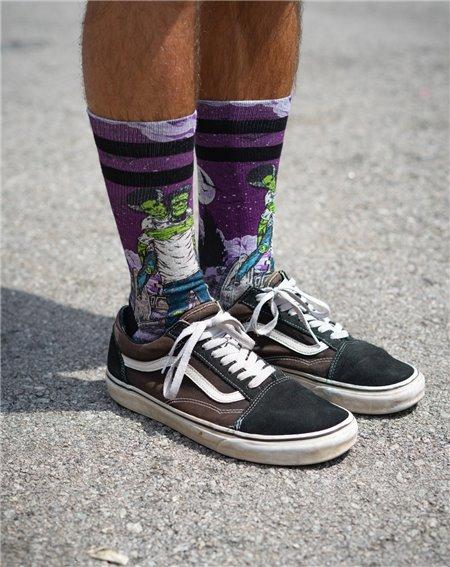 American Socks Unisex Adults Socks Frankenstein