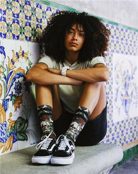 American Socks Unisex Adults Socks Rise Up