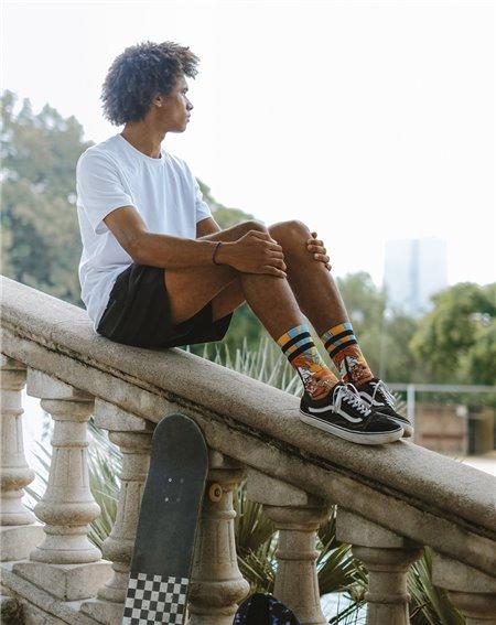 American Socks Unisex Adults Socks Summer Paradise
