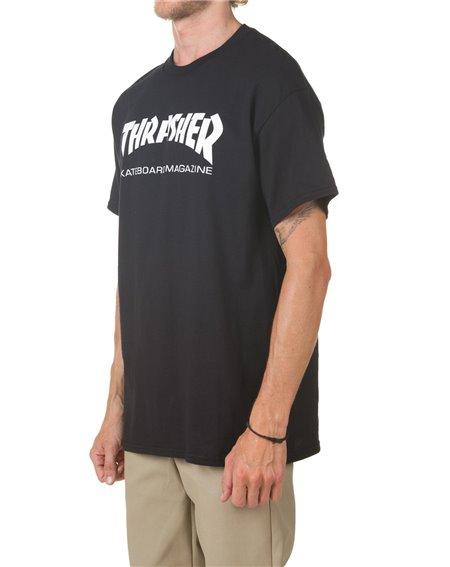 Thrasher Herren T-Shirt Skate Mag Black
