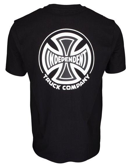 Independent B/C Camiseta para Homem Black