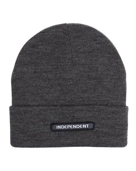 Independent Groundwork Bonnet Homme Dark Heather