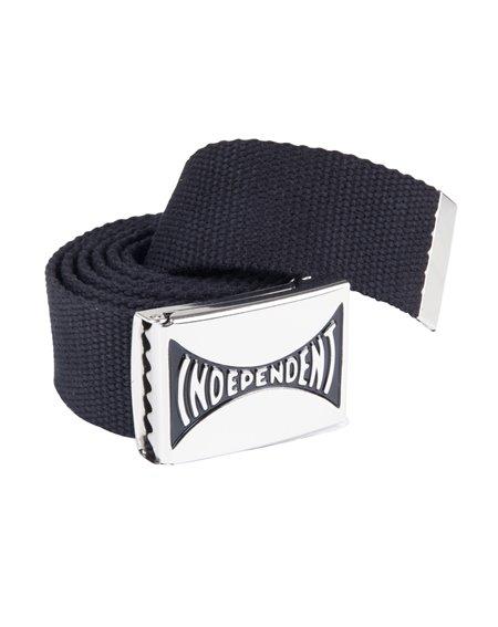 Independent Men's Belt Span Web Black