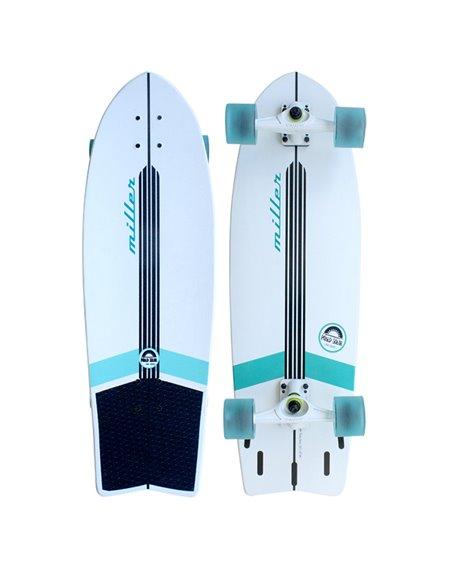 """Miller Pablo Solar Pro Model 32.5"""" Surfskate"""