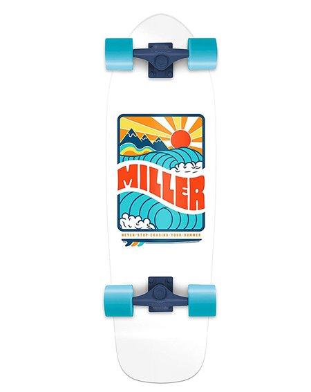 """Miller Sunset 27.5"""" Skateboard Cruiser"""