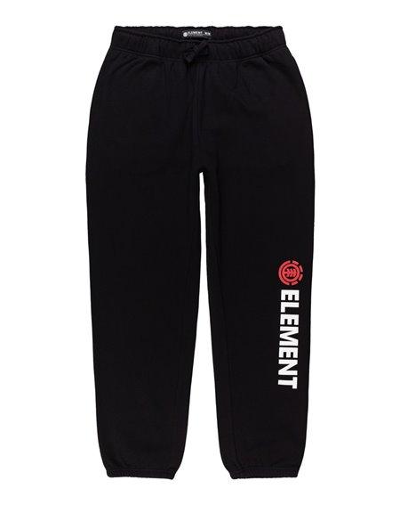 Element Cornell Pantaloni Tuta Uomo Flint Black