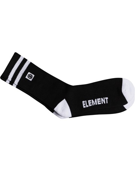 Element Clearsight Socquettes Homme Flint Black