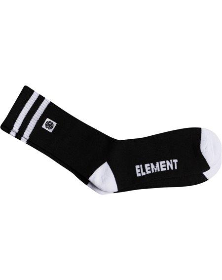 Element Men's Socks Clearsight Flint Black