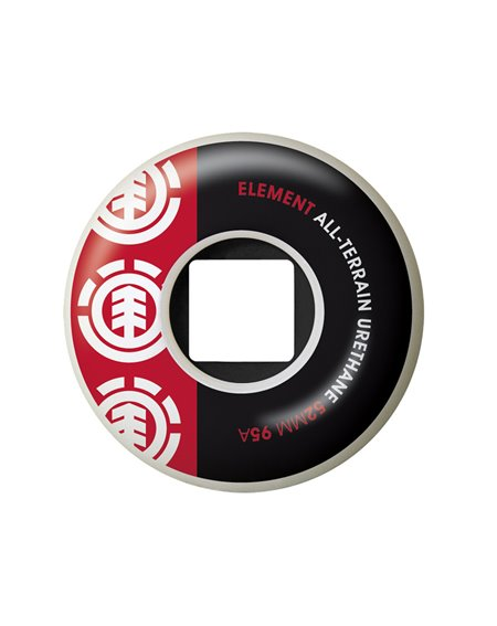 Element Ruote Skateboard Section 52mm