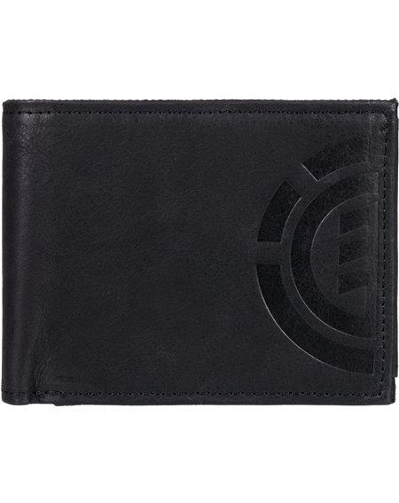 Element Daily Elite Wallet Black