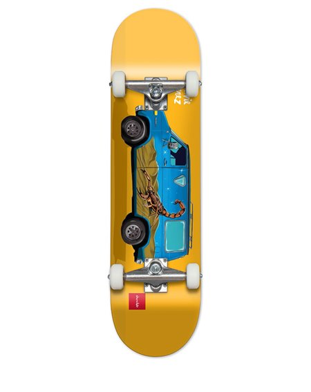 "Chocolate Perez Vanner 7.75"" Complete Skateboard"