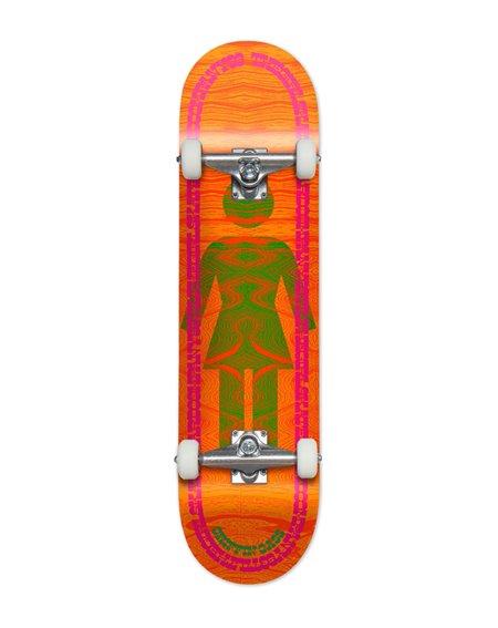 "Girl Skateboard Completo Gass Vibration 8"""