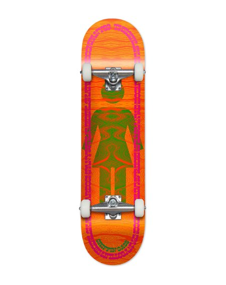 "Girl Skateboard Gass Vibration 7.75"""