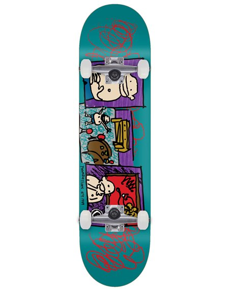 """Foundation Couch 8.25"""" Complete Skateboard"""