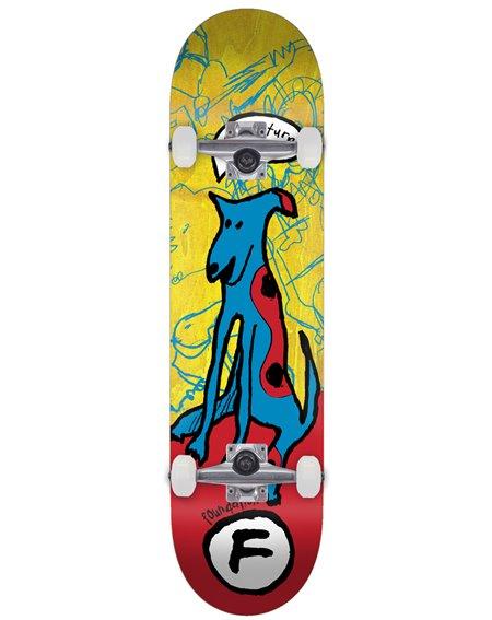 """Foundation Skate Montado Adventure 2020 7.75"""""""