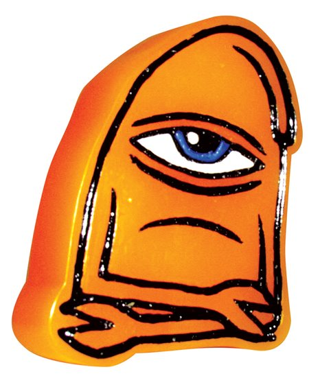 Toy Machine Sect Wax Skateboard Wax Orange