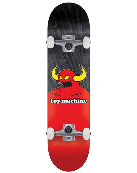 """Toy Machine Monster 8"""" Complete Skateboard"""