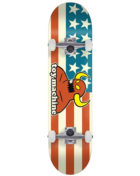 """Toy Machine American Monster 7.75"""" Complete Skateboard"""