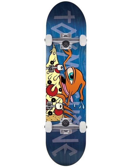 """Toy Machine Pizza Sect 7.75"""" Complete Skateboard"""