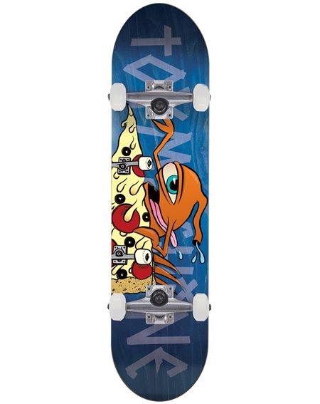 "Toy Machine Skate Montado Pizza Sect 7.75"""