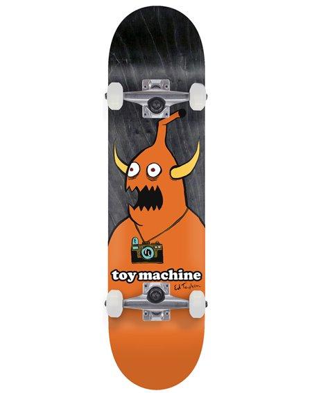"Toy Machine Skateboard Completo Ed Monster 8.5"""