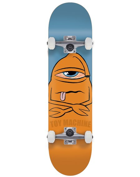 """Toy Machine Bored Sect 7.875"""" Complete Skateboard"""