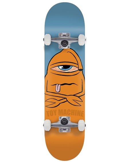 "Toy Machine Skate Montado Bored Sect 7.875"""
