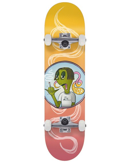 """Toy Machine Stoner Sect 8.5"""" Complete Skateboard"""
