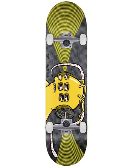 """Toy Machine Frequency Modulation 8.25"""" Complete Skateboard"""