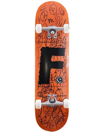 """Foundation Skateboard F-Yo! 8.25"""""""