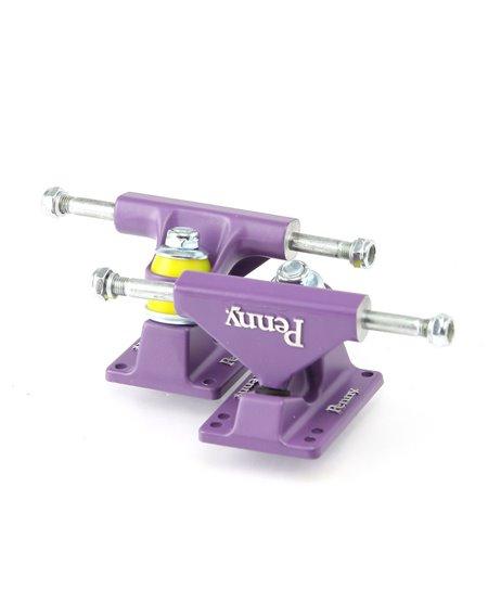 Penny Ejes Skateboard Purple 3-inch 2 piezas