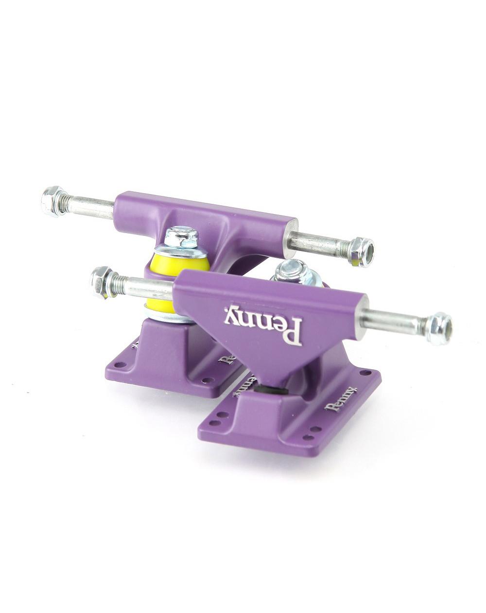 Penny Purple 3-inch Trucks Skateboard pack of 2