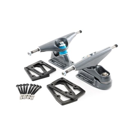 Carver C7 Truck Set Trucks Skateboard Graphite