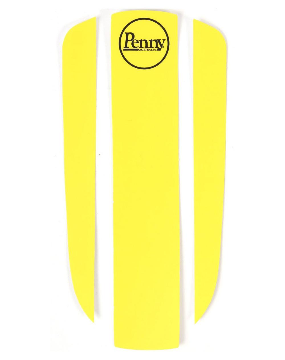 Penny Yellow 22-inch Panel-Aufkleber