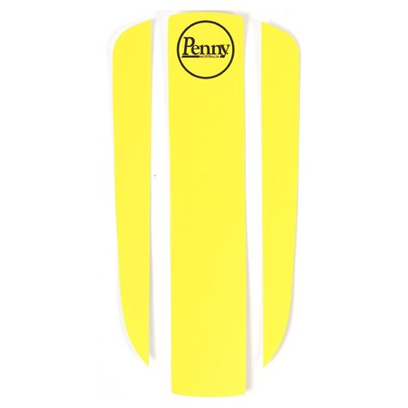 Penny Yellow 22-inch Panel Stickers