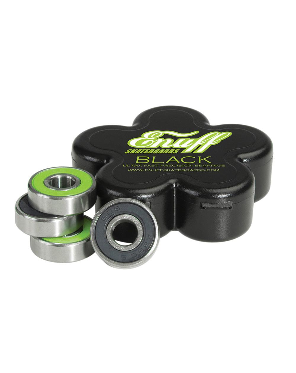 Enuff Black Skateboard Bearings