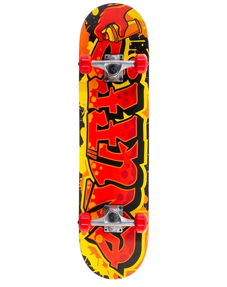 Enuff Graffiti II Skateboard Red