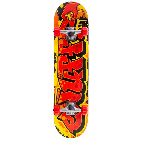 Enuff Skateboard Graffiti II Red