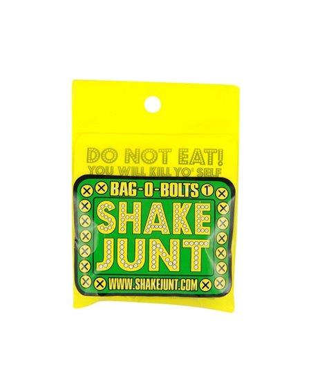 Shake Junt Set Viti e Bulloni Skate Bag o' Bolts Allen Green/Yellow