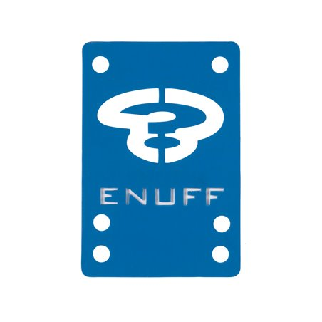 Enuff Shock 1mm Risers Blue pack of 2