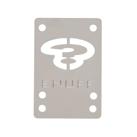 Enuff Shock 1mm Risers White pack of 2