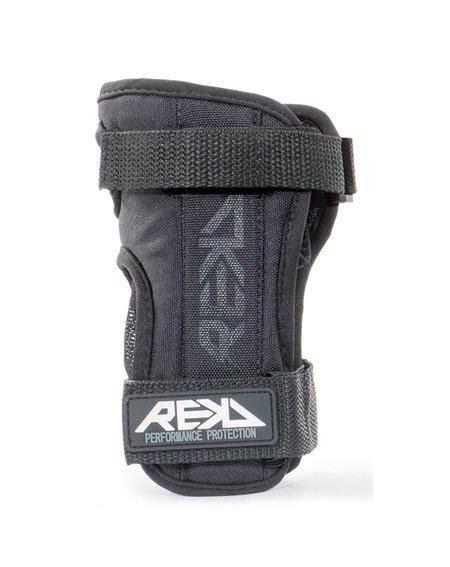 Rekd Protection Recreational Skateboard Pad Set Black