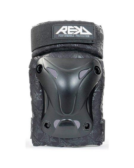 Rekd Protection Set Protezioni Skateboard Recreational Black