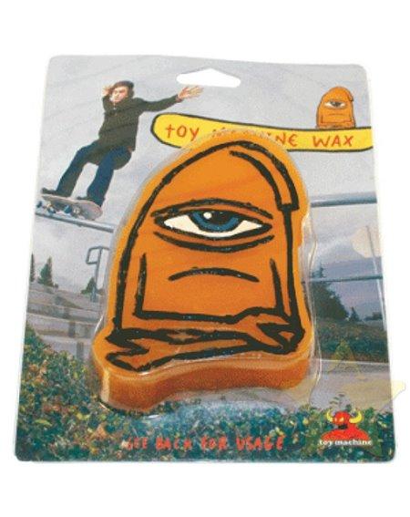 Toy Machine Cera Skateboard Sect Wax Orange