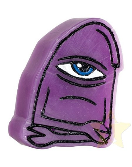 Toy Machine Sect Wax Skateboard Wax Purple