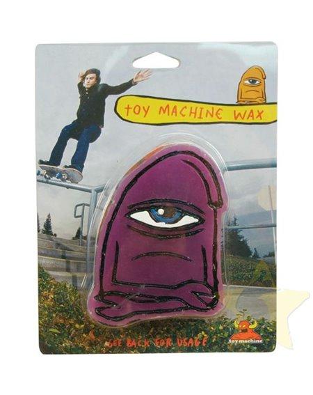 Toy Machine Sect Wax Skateboard Wax Purple
