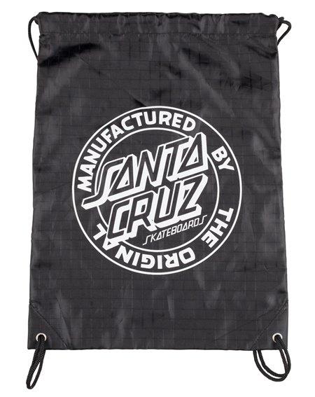 Santa Cruz Kitman Turnbeutel Black